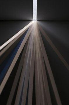 light art installations  | Chris Fraser's Light Installations