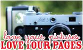 Love your Pictures Love your Pages online scrapbooking class