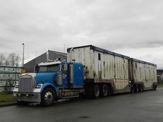 36 Chip Haulers Ideas Trucks Truck Cargo Big Trucks
