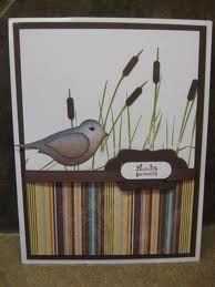 SU bird punch CHRISTMAS CARDS - Google Search
