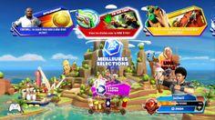 Image Kinect Sports Rivals Xbox One - 17 - Le monde de l'île est coloré et rafraichissant...