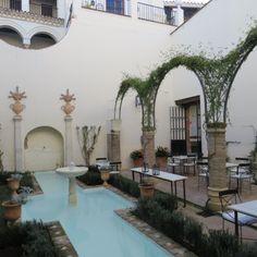 Casas de la Juderia, Cordoba Great Hotel, Andalucia, Walk In Shower, Other Rooms, Spain Travel, Plan Your Trip, Trip Planning, Terrace, Brick