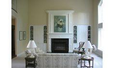 Crisp & clean great room - plan 051S-0011 - houseplansandmore.com