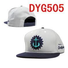 Pink Dolphin Snapback Hat (52) , wholesale cheap  $4.9 - www.hatsmalls.com