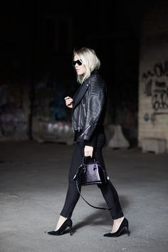 DARKER THAN BLACK : P.S. I love fashion by Linda Juhola