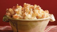 "Ultimate Macaroni & Cheese Recipes--Also has a mac & cheese ""recipe maker."" You choose the cheese(s), pasta, add-ins (meat[s] & vegetable[s]) & it gives you a recipe! Classic Macaroni And Cheese Recipe, Macaroni Cheese Recipes, Mac And Cheese, Pasta Recipes, Lunch Recipes, Cooking Recipes, Top Recipes, What's Cooking, Cooking Ideas"