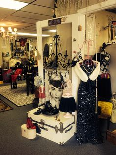 """My Fairy Godmother's Boutique.. We sell vintage & designer dresses, gowns, shoes, handbags & accessories. Check us out on Facebook.."""" My fairy Godmother's"""" ..we're located in Spring a Hill, Fl. & we ship throughout the USA."""