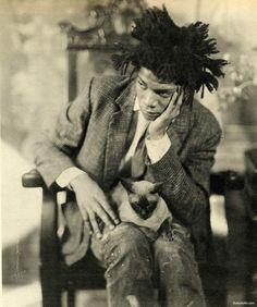Artista Jean-Michel Basquiat (2)