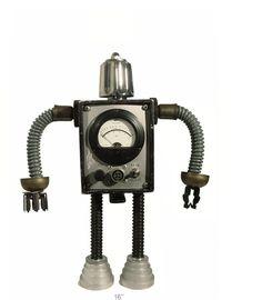 gordon bennett robots | robot 0134 Les robots recyclés