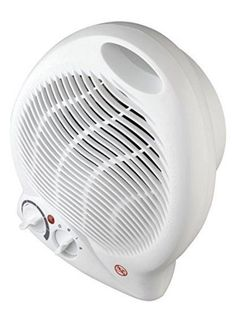 Portable Mini 2000W White Heater Fan with 2 Heating BlowPortable Mini 2000W White #Heater #Fan with 2 Heating Blow Settings Office Home
