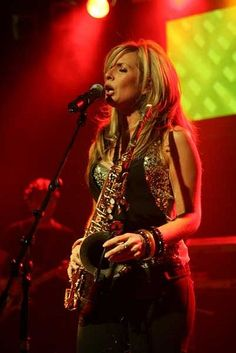 90 Best Candy Dulfer Images Smooth Jazz Saxophone