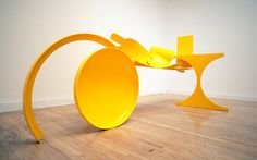 Anthony Caro – a life in pictures Steel Sculpture, Modern Sculpture, Sculpture Art, Anthony Caro, Abstract Painters, Ad Art, Public Art, Artist Art, Installation Art