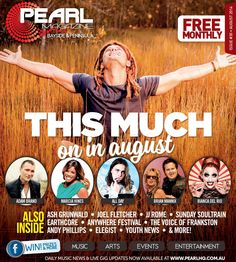 Pearl magazine (issue 30 august 2014)