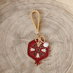 Twininas 20 Red Lucky Charm - twininas | Unique Handmade Jewellery & Accessories! Christmas Gift For You, Unique Christmas Gifts, Lucky Charm, Handmade Jewellery, Charmed, Pendant Necklace, Drop Earrings, Red, Accessories
