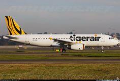 Tigerair VH-VNQ Airbus A320-232 aircraft picture