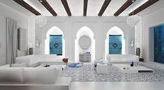 maison style marocain