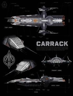 Mecha and More | glacier1701:  Star Citizen: Vanguard and Carrack