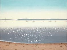 Alex Katz, Harbor #2