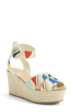 c83a6a071cf0 Alice + Olivia  Roberta  Espadrille Platform Sandal (Women) available at   Nordstrom