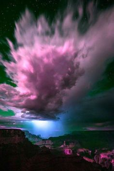 Amazing Clouds Amazing World