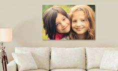 """Groupon - Custom Gallery-Wrapped 16""""x20"""" Canvases from Canvas On Demand. Multiple Options from $ 29.99–$49.99. in Online Deal. Groupon deal price: $29.99"""