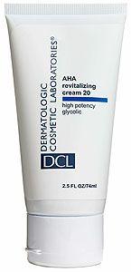 DCL AHA Revitalizing Cream 20 (2.5oz)
