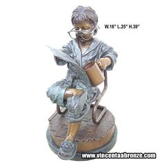 If you need child statue do not hesitate to contact Vincentaa at info@vincentaabronze.com