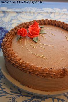 Leipuri-kondiittorin blogi täynnä makeita ja suolaisia reseptejä laidasta laitaan. Erikois- ja fantasiakakut ovat kaikkein lähinnä sydäntä!