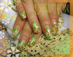 Nail Art Gallery - fimo