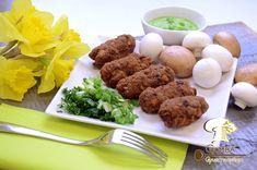 Gombás marhahúsos krokett Ethnic Recipes, Food, Meals, Yemek, Eten