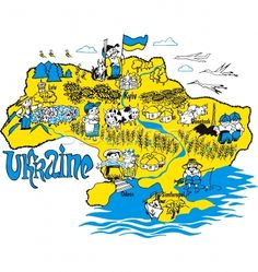 Cool map! #Ukraine #PutDownYourPhone #Carde