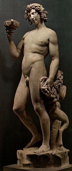 Michelangelo, Bacco