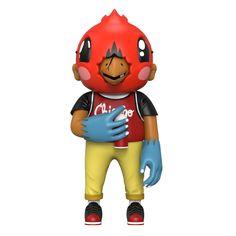 Bird City Saints Chicago Edition by Sentrock (MAR2021) #sentrock #birdcitysaints #chicago #fatsuma #chicagoedition #collectible #toy #designertoy #vinyltoy #arttoy #instagood #beautiful #love #art #fashion #new Pokemon Charizard, Artist Branding, La Colors, Astro Boy, Good Smile, Vinyl Toys, Mickey Minnie Mouse, Designer Toys, Toy Sale