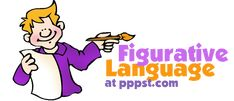 Figurative Language - Language Arts FREE Presentations in PowerPoint format, Free Interactives and Games