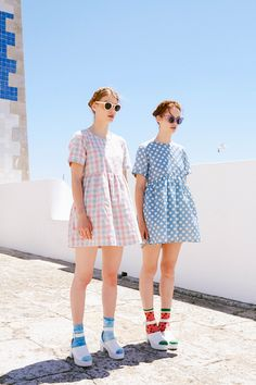 Get inspired for summer and check out our latest editorial Off the Beaten Track now! Summer Editorial: http://www.thewhitepepper.com/collections/off-the-beaten-track