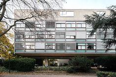 Fondation Suisse - Le Corbusier | por August Fischer
