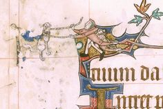 A sad-looking dog being roped by a four-armed, two-headed creature. Medieval Books, Medieval Knight, Medieval Art, Medieval Fantasy, Gothic Drawings, Medieval Drawings, Skeleton Drawings, Web Gallery Of Art, Four Arms