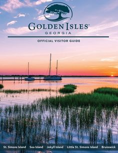 2017 Golden Isles Visitor Guide