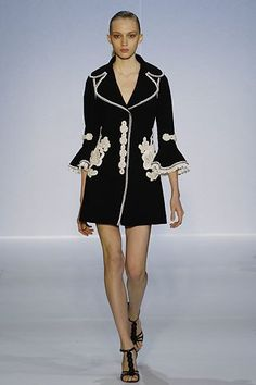 Andrew Gn Spring 2006 Ready-to-Wear Collection Photos - Vogue