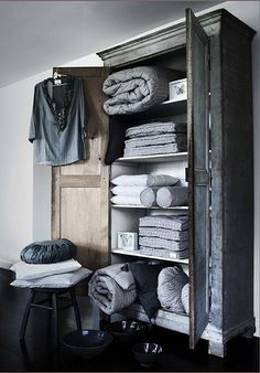 Linen cupboard | Flickr - Photo Sharing!