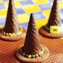 Will try this next Halloween!!!!! Witches' Hats