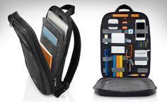 Cocoon Slim Backpack with Built-in Grid-IT! Laptop Backpack, Backpack Bags, Laptop Bags, Duffle Bags, Messenger Bags, Best Bug Out Bag, Mochila Jansport, Sacs Design, Macbook Pro