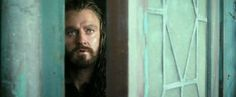 Thorin Is So Handsome. The Hobbit: The Desolation Of Smaug.