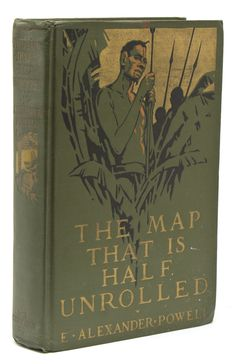 The Map That is Half Unrolled ~ 1925