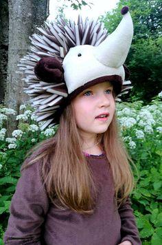 Igel Hut Kostüm Kostüm Kinder / Erwachsene Kostüm / Igel dress