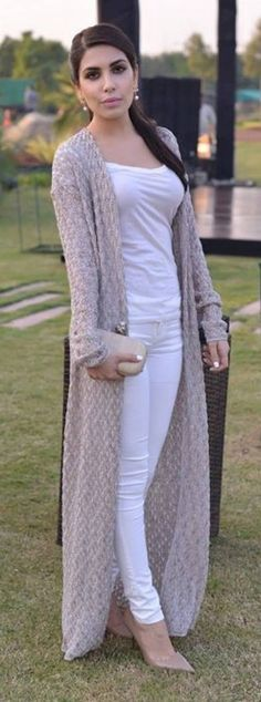LOOK OF THE DAY: MAHEEN TASEER