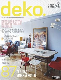 Deko's print magazine 2/12