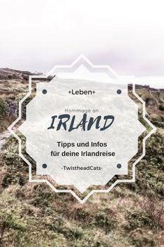 In meiner Hommage an Irland verrate ich dir auf dem TwistheadCats Blog  hilfreiche Tipps und Informationen für deine Reise auf die Insel.