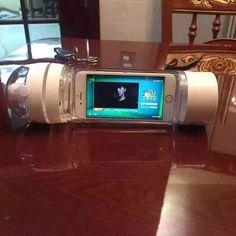 Fancy | iBottle Revolving Door Smartphone Sport Bottle