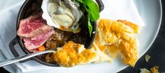The Cavalier is an all-day London-inspired brasserie, located adjacent to Hotel Zetta.